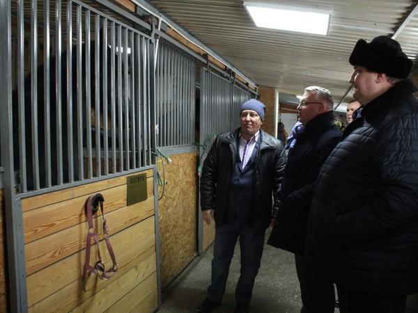 Сергей Никонов и Дмитрий Дегтярев провели серию совместных рабочих мероприятий в Качканаре