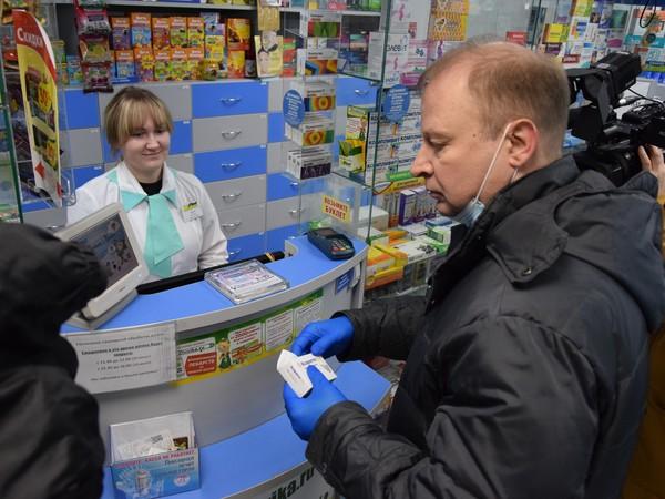 Виктор Шептий: «Жизнь и здоровье граждан сейчас главный приоритет в работе партийцев»