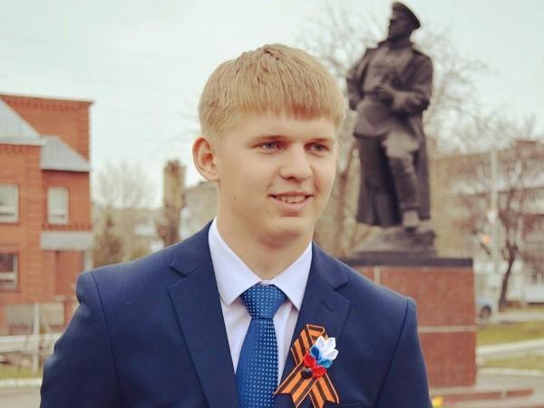 Активист МГЕР Данил Тупица: «Мой прадед был разведчиком»