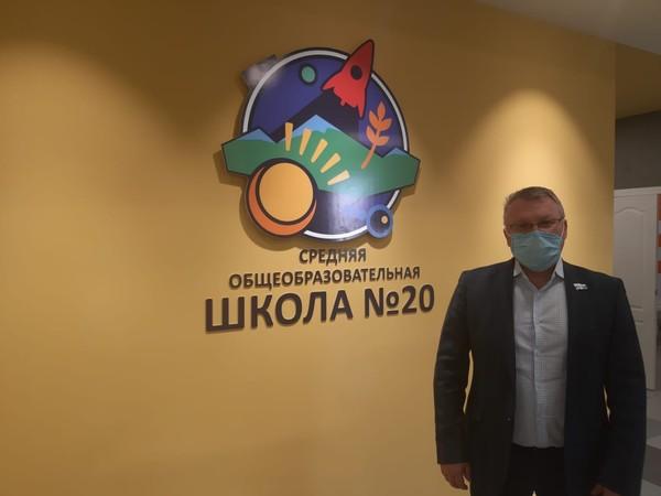 Сергей Никонов: «Главная цель реализации национальных проектов — благополучие наших граждан»
