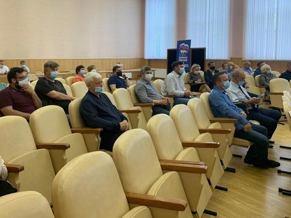 В нескольких городах области состоялись праймериз ЕР (СПИСОК)