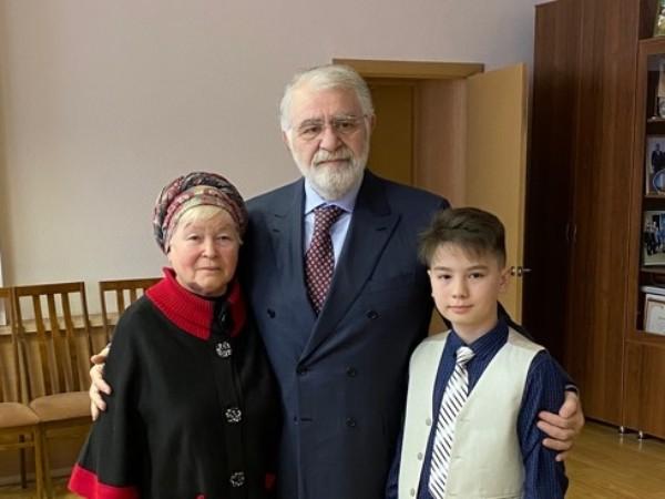 Депутат Госдумы Зелимхан Муцоев: «Я счастлив, когда вижу радость детей»