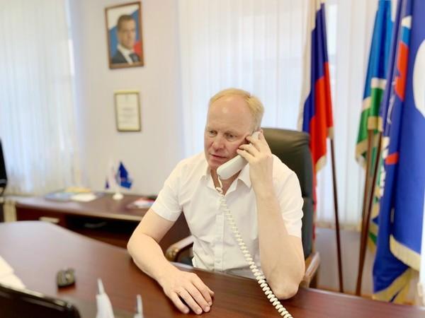 Депутат Госдумы Сергей Чепиков поможет футбольной секции из Каменска-Уральского