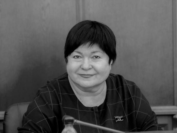 Скончалась депутат Екатеринбургской городской Думы Елена Дерягина