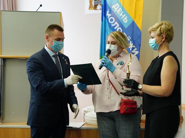 Депутат Сергей Воронин участвовал в мероприятиях Дня молодежи