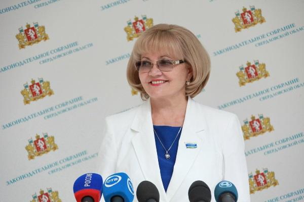 Людмила Бабушкина: «Региональные законодатели приступают к масштабной работе»