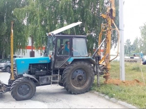В Малышевском городском округе реконструируют уличное освещение