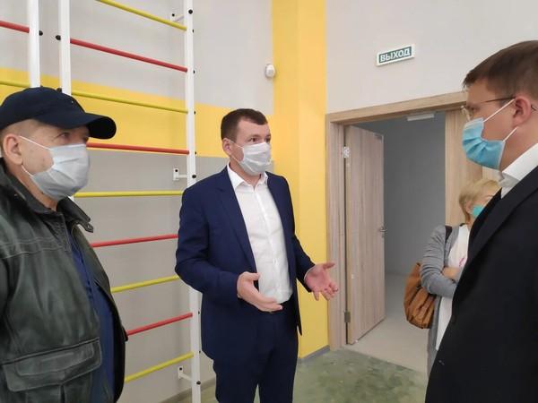 Дмитрий Жуков: «Единая Россия» ведет непрерывный мониторинг исполнения нацпроектов