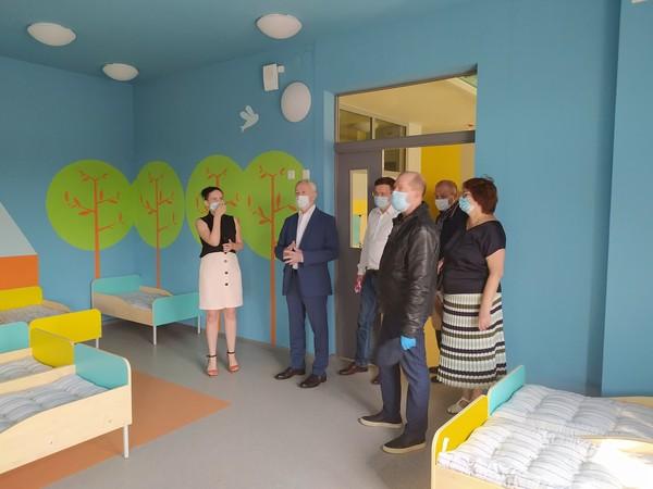 Единороссы проконтролировали строительство новых детских садов в Екатеринбурге (ФОТО)