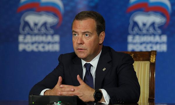 Дмитрий Медведев обсудил с молодыми кандидатами вопросы, волнующие избирателей