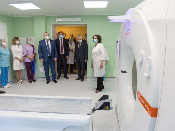 В Нижнем Тагиле откроется современный кабинет компьютерной томографии
