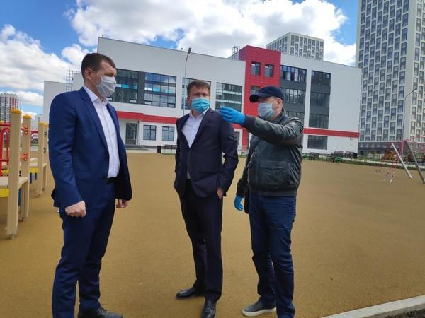Дмитрий Жуков: «Опыт нашей области планируют тиражировать по всей стране»