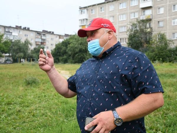 Единоросс, секретарь первички получил грант на строительство спортплощадки в Ревде