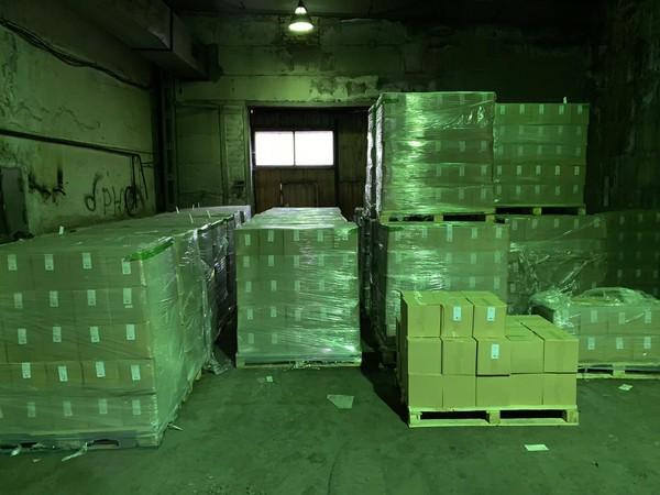 «Народный контроль» выявил крупный склад нелегального спирта