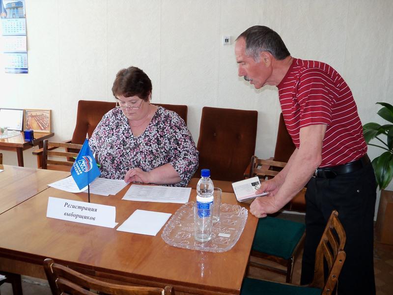 избирательная комиссия слободо-туринского района зеленого