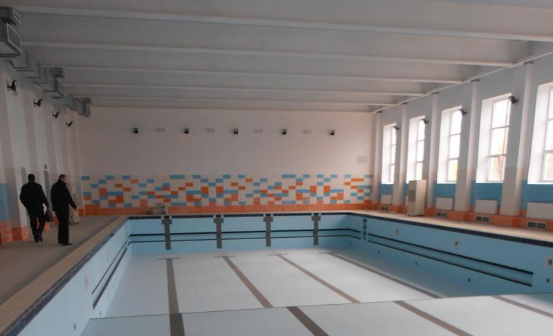 бассейн дельфин в арамиле Зубр